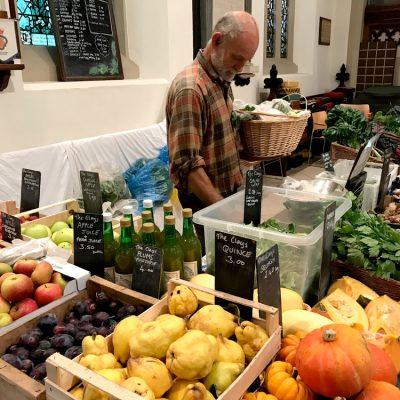 The Clays Organic Market Garden