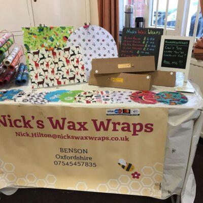 Nick's Wax Wraps