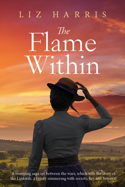 The Flame Within_Liz Harris